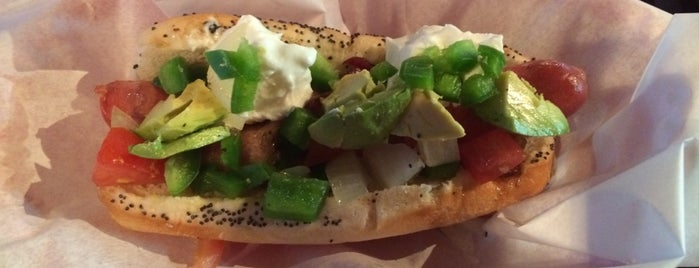 Billy's Gourmet Hot Dogs is one of Things to do in Denver when you're...HUNGRY!.