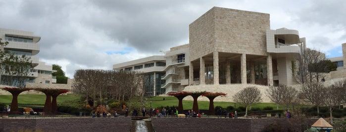 J. Paul Getty Museum is one of Orte, die Alden gefallen.