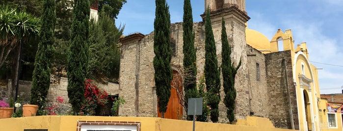 Capilla De San Nicolás Tolentino is one of Selene 님이 좋아한 장소.