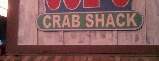 Joe's Crab Shack is one of Gespeicherte Orte von Jaqueline.