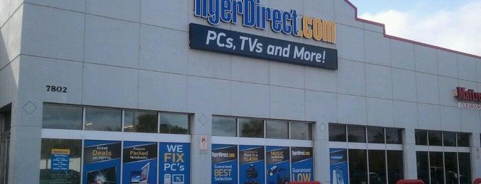 Tigerdirect.com is one of New trip - Compras.