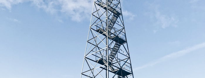 Fire Tower on Mt Beacon is one of Outside NYC.