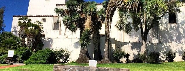 Junipero Serra Museum is one of San Diego.