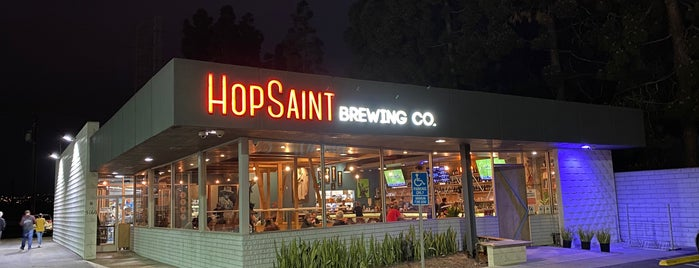 HopSaint Brewing Company is one of California Breweries 4.
