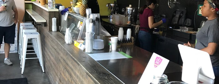 Juice Bar Gulch is one of Locais curtidos por Tracy.