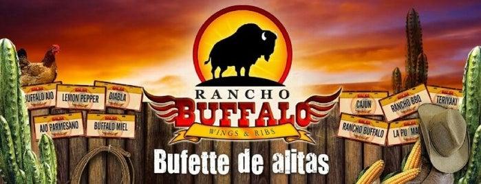 Buffalo Ranch Wings, Burgers & Fries is one of Posti salvati di Aaron.