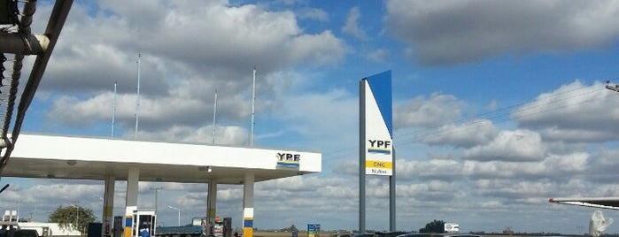 YPF is one of Tempat yang Disukai Teramente.