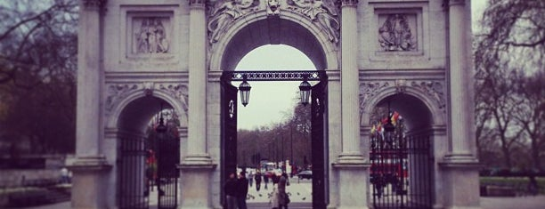 Marble Arch is one of London Favorites.