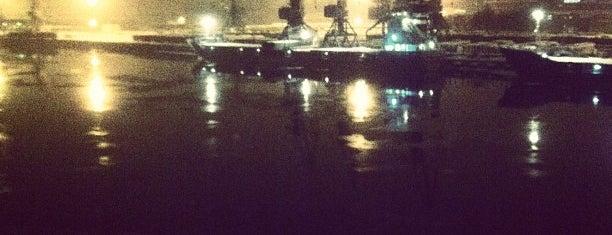 Морской порт is one of Jula : понравившиеся места.