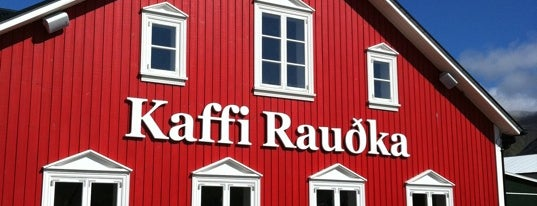 Kaffi Rauðka is one of Icelist.