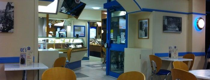 Joe's Ice Cream Parlour is one of Classic UK ice cream spots.