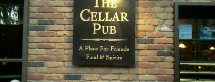 The Cellar Pub is one of Jonah Engler NY.