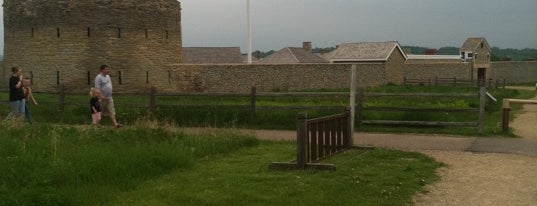 Historic Fort Snelling is one of Around town.
