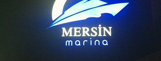 Mersin Marina is one of Mersin.