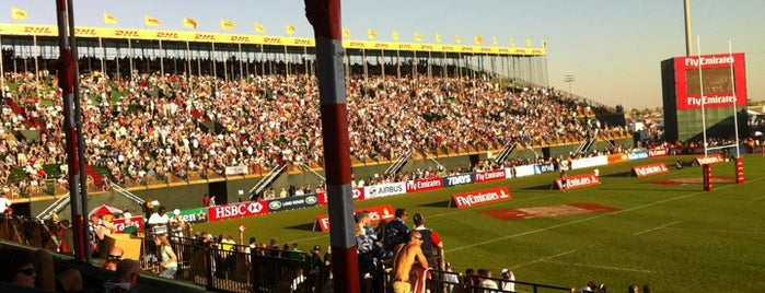 7he Sevens Rugby Ground is one of Orte, die Cristi gefallen.