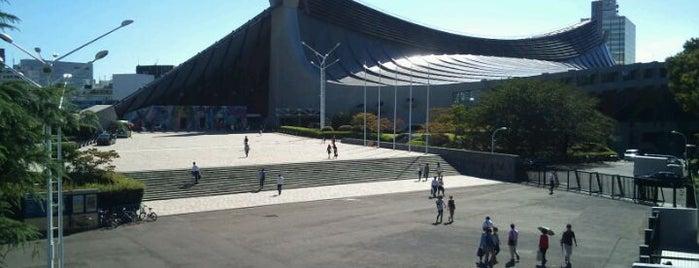 Yoyogi 1st Gymnasium is one of Yuji 님이 좋아한 장소.