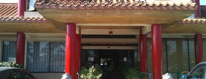 Perla Oriental is one of Restaurante.