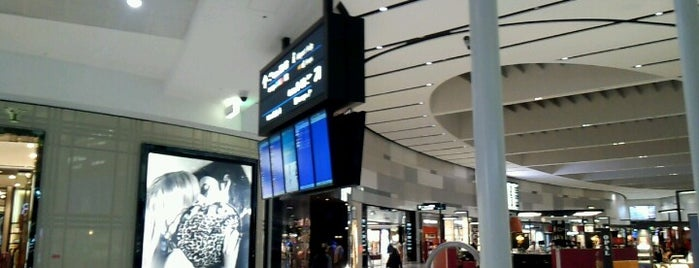 Gate 30 is one of Sydney Airport Watchlist.