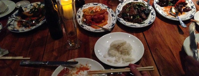 Soho Asian Bar and Grill is one of My Favorite Restaurants.