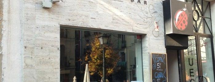 Bar La Chuequita is one of Madrid.