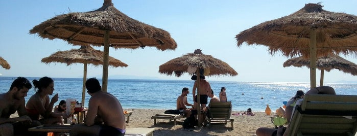 Alimos Beach is one of Beaches in Athens.