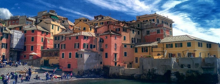 Boccadasse is one of Le 10 cose da fare e vedere a Genova.
