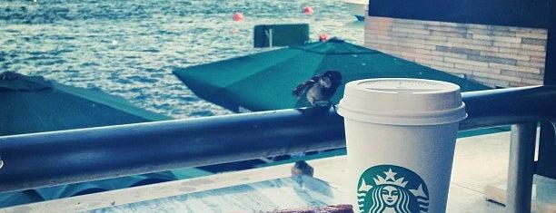 Starbucks is one of İstanbul Yeme&İçme Rehberi - 6.