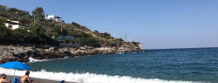 Παραλια Πορτο Εννεα is one of Athens Beach.