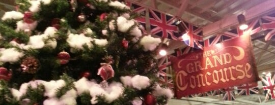 The Great Dickens Christmas Fair is one of Chris 님이 좋아한 장소.
