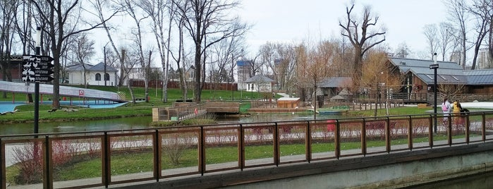 Городская ферма is one of Call it Moscow!.