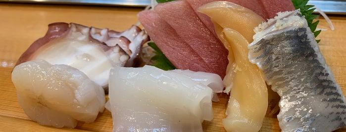 ひょうたん寿司 is one of 飲食店リスト.