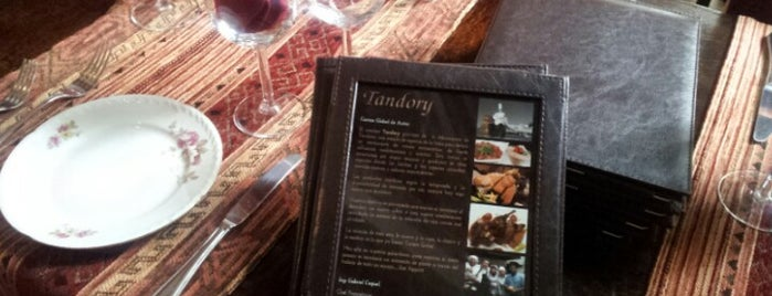 Tandory is one of Montevideo.
