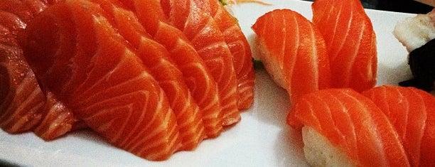 Matsuri Sushi Lounge is one of Melhores Sushis.