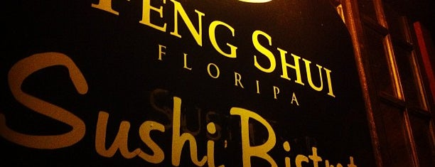 Sushi Bistrot Feng Shui is one of Sushi Floripa.