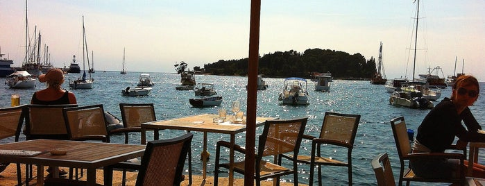 Maestral Restaurant is one of ROVINJ.