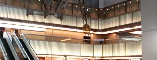 Shinjuku NS Building is one of 送水口BINGO.