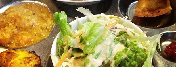 インド料理 ティラガ is one of 関西カレー部.