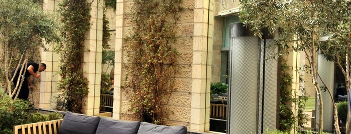 Mamilla Hotel מלון ממילא is one of World Wide Hotels.