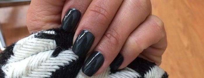 Nails on Ninth is one of Екатерина: сохраненные места.