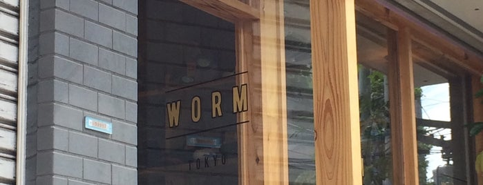 WORM Tokyo Flag Shop is one of Tokyo.