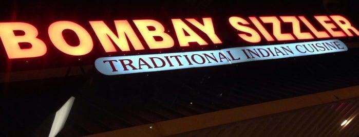 Bombay Sizzler is one of Lugares favoritos de Monali.