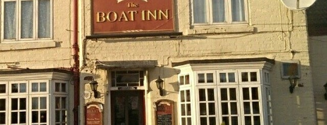 The Boat Inn is one of Carl 님이 좋아한 장소.