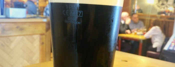 The Malt Shovel is one of Lieux qui ont plu à Carl.
