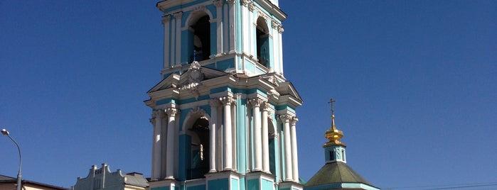 Храм Святой Троицы в Серебряниках is one of Православные церкви на Таганке.