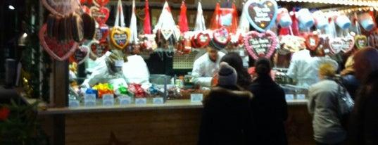 Weihnachtsmarkt am Schadowplatz is one of Favs.