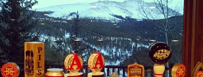 Traverse Restaurant and Bar is one of Denver/Breck Trip 2016.