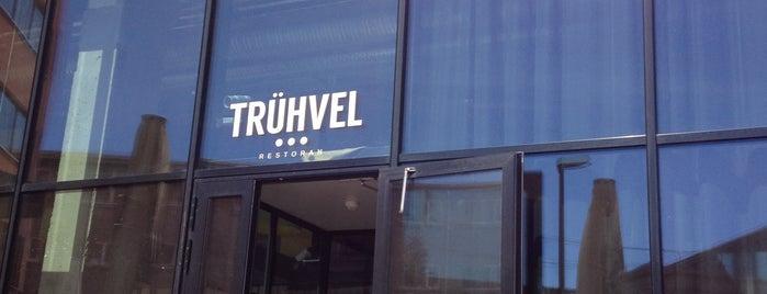 Trühvel is one of Kohvik.