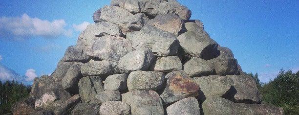 Valpenes piramīda | Valpene pyramid is one of Laikam būs jāaiziet.