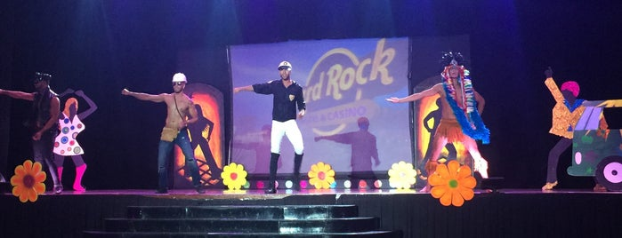 Hard Rock Theater is one of Hard Rock Punta Cana, DR.