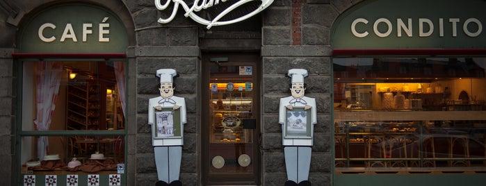 Ramklints Café & Conditori is one of Thiagoさんの保存済みスポット.